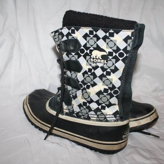 Sorel Women's 1964 Pac Graphic Boots - Size 7