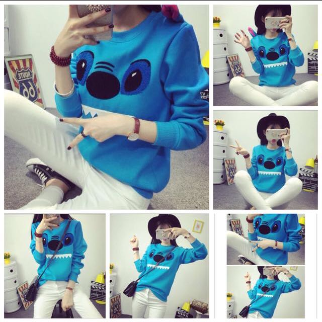 STITCH/BAYMAX sweater