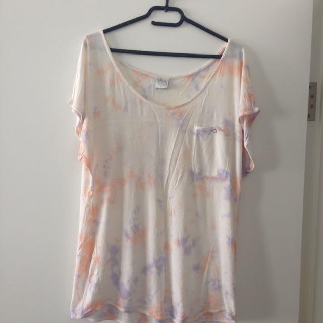 Stussy Oversize Shirt Size 8