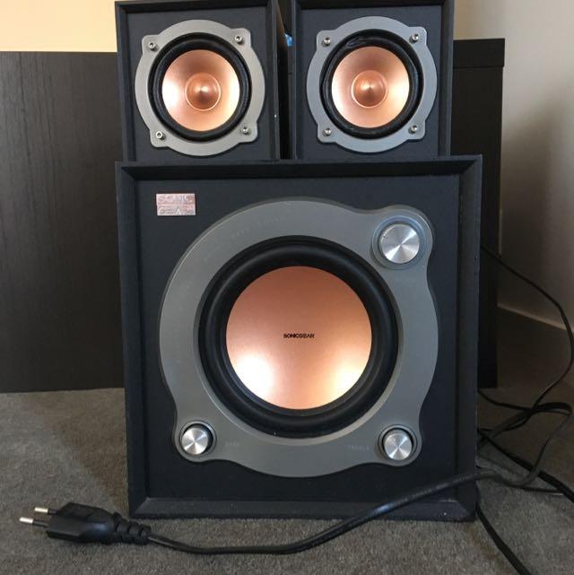 Subwoofer System Speakers