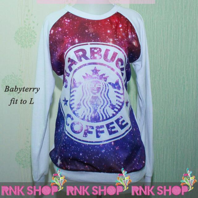 Sweater Starbucks