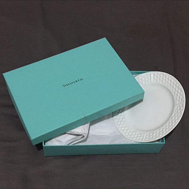 Tiffany.co 糕點盤 甜點盤 飾品盤