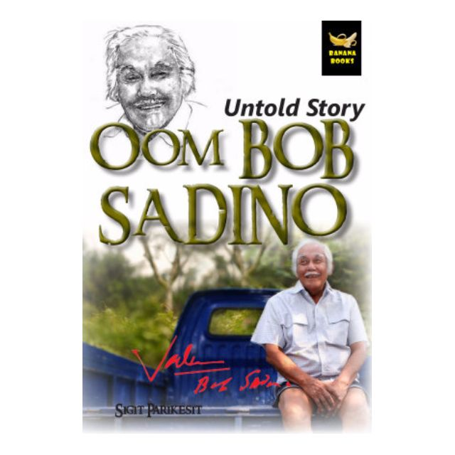 eBook Untold Story Oom Bob Sadino: Totalitas Motivator Bisnis