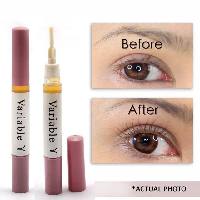 Variable Y Eyelash Grower