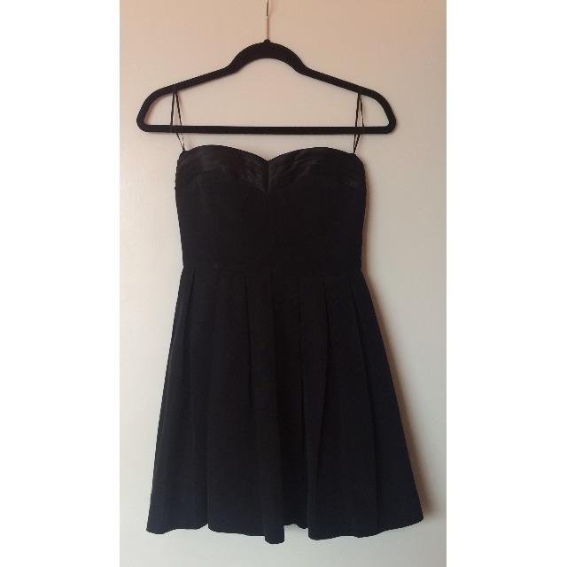 Wayne by Wayne Coope black mini dress