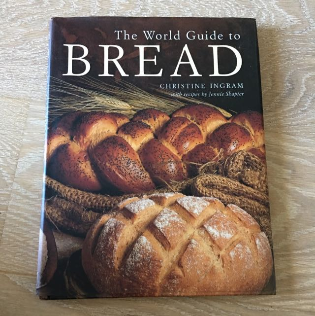 World Guide To Bread With Recipes