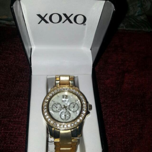 *RESERVED* XOXO Oversized Ladies Watch