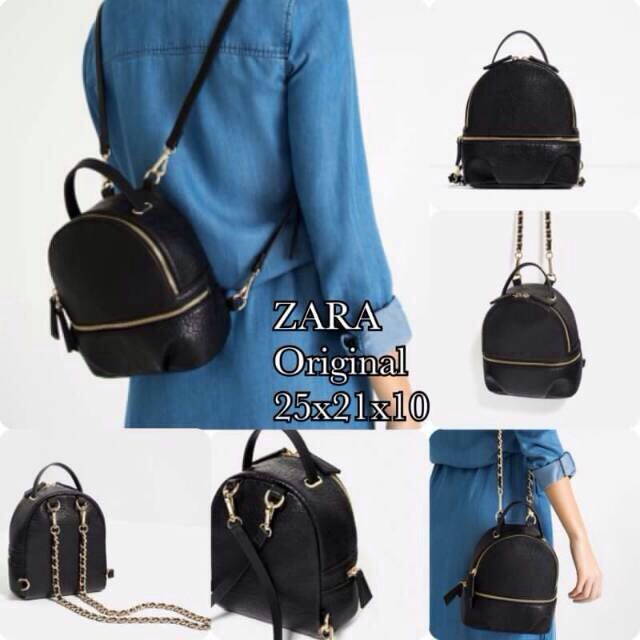 ZARA BACKPACK ORIGINAL