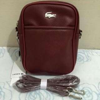 Lacoste Sling Bag(Authentic)