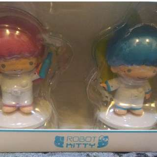 Robot Kitty Merchandise -Little Twin Stars