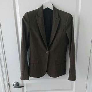 Theory Gabe Classic Blazer Size 4