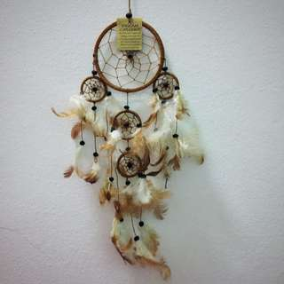 Dream Catcher Gold (Big)