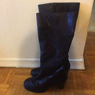 Aerosoles High Boots ( Size 8)