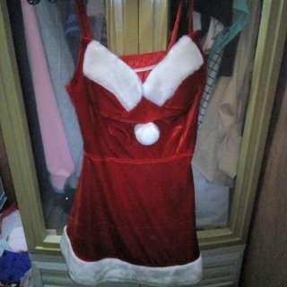 Santa mini-dress