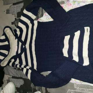 Woolen Jumper a dress