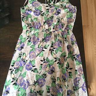 F21 Dress - Natural Waist Size M