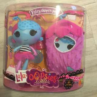 *Brand New * Lallaloopsy Doll