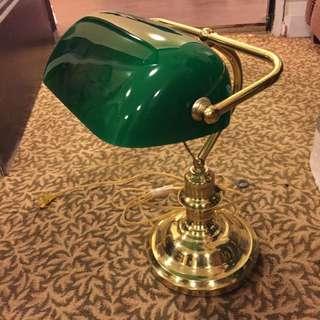 Boss Lamp