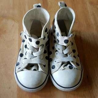 H&M Kids High Cut Shoes