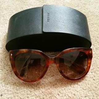 Prada Sunglasses Worn Once