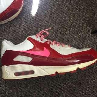 Nike Air running shoes