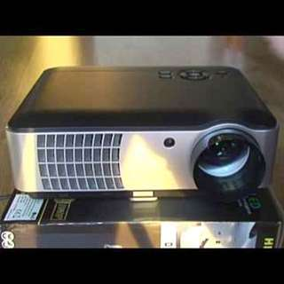 (RESERVED) DB Power RD 806 HD LED Projector