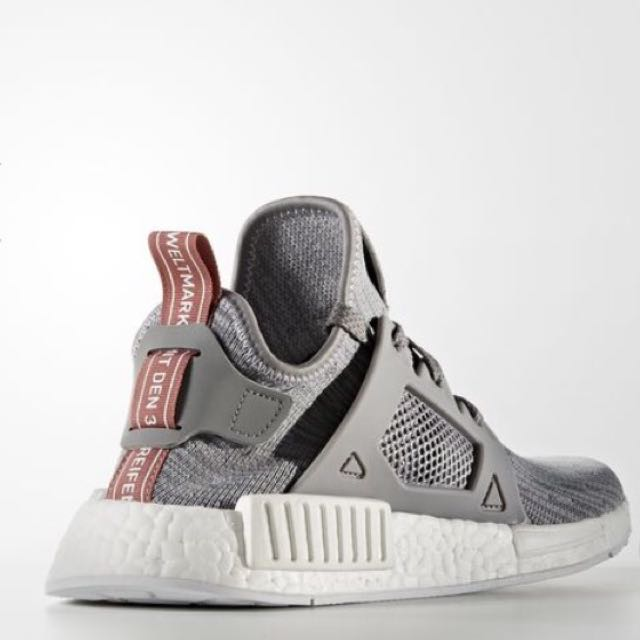 c0ed705506892 100% Authentic   New Adidas NMD XR1 (Onix  Grey  Pink) Sold
