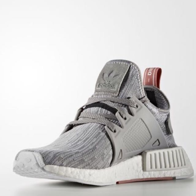 1ca6d5d2d 100% Authentic   New Adidas NMD XR1 (Onix  Grey  Pink) Sold