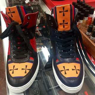 Brand New Funky Man Shoes
