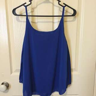 NWT Skinny Strap top