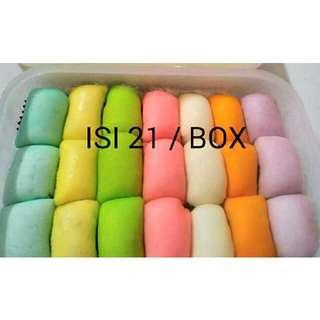 Pancake Durian Mini 21pcs/Box