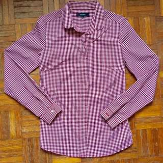 Formal Long Sleeves Shirt