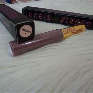 Lonely Planet Liquid Lipstick Shade Bowery V , Full Size 8ml