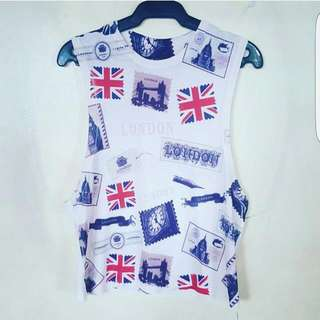 London Sleeveless