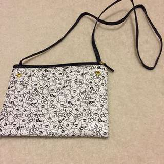 Hello Kitty Bag With Zipper