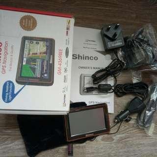Shinco GPS