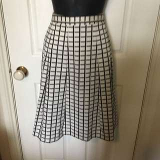 David Lawrence Day Skirt - Size 10