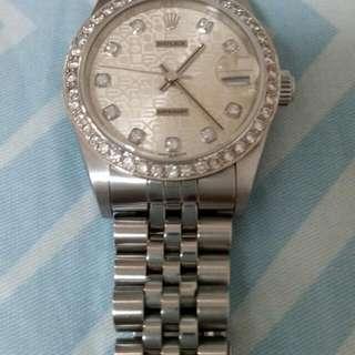 Rolex Watch . Year 2001