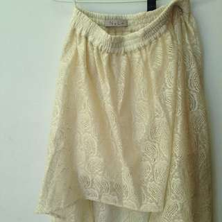 [new]Skirt Lace Nyla