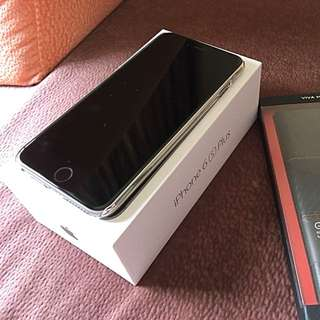 Brand New condition Iphone 6S Plus Space grey with warrenty