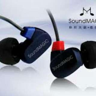 Sound Magic Pl50 BNIB