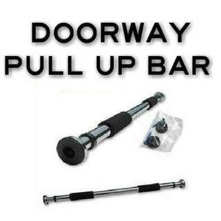 DOORWAY PULL UP CHIN UP BAR
