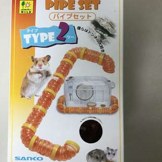 Hamster Cage Pipe