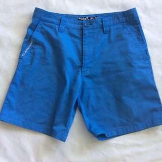 Quiksilver Men shorts size 32