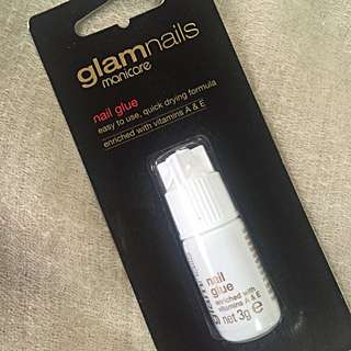 Glam Nails Nail Glue