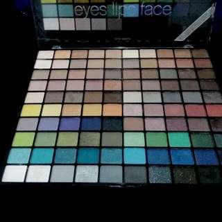 Elf 100 Piece Eyeshadow Palette