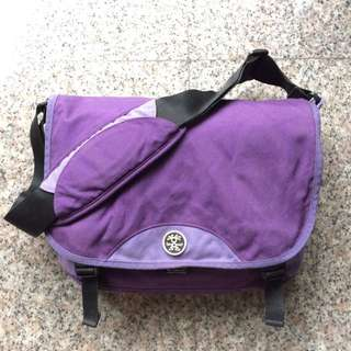 Authentic Crumpler Laptop Bag (Purple)