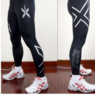2XU DriFit Compression Tights / Leggings Full, 3/4, Shorts and Long Sleeves (Unisex)