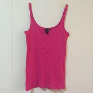 H&M Basic Scoop Neck Tank