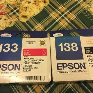 EPSON 墨水替換卡匣